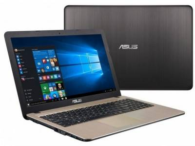 "ASUS F541NA-GQ340T - K Asus Value F541NA Notebook Celeron Dual N3350 1.10Ghz 4GB 500GB 15.6"" WXGA HD IntelHD BT Win 10 Home"